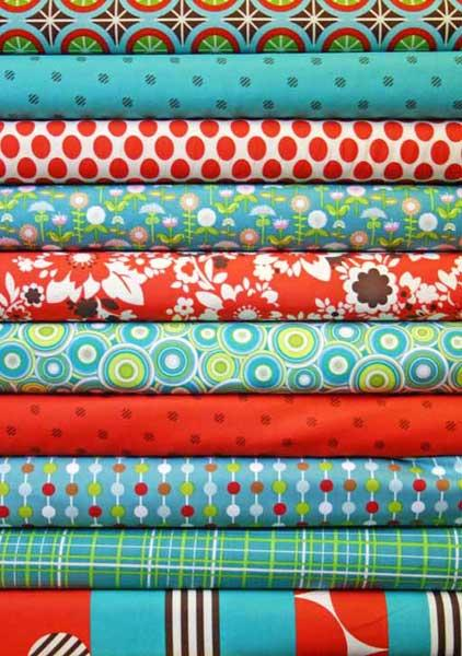 Fab fabrics from seamstar.co.uk look lovely stretched over a canvas