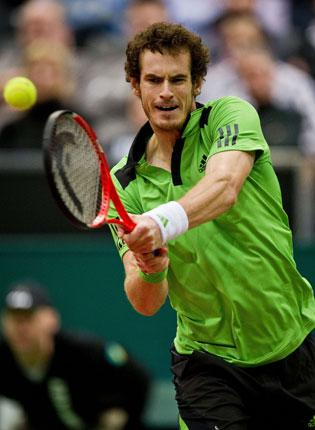 Andy Murray lines up next week in the Dubai Duty Free Championships