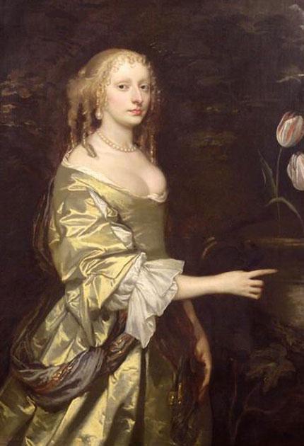 A woman of substance: Elizabeth Wilbraham
