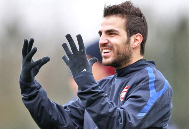 Arsene Wenger claimed Arsenal 'did nothing illegal' when signing Cesc Fabregas (above) from Barcelona in 2003. 'They also take players from all over the world,' he said