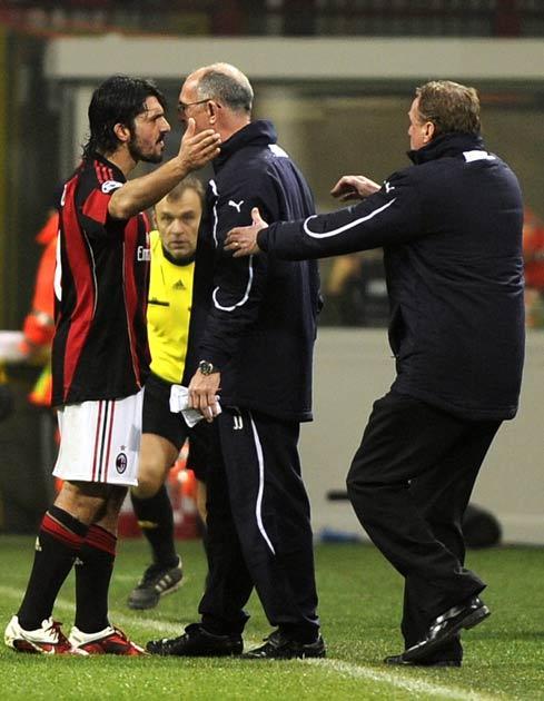 Gattuso squares up to Jordan