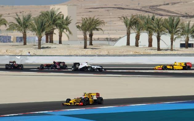 Bahrain will host the season opener