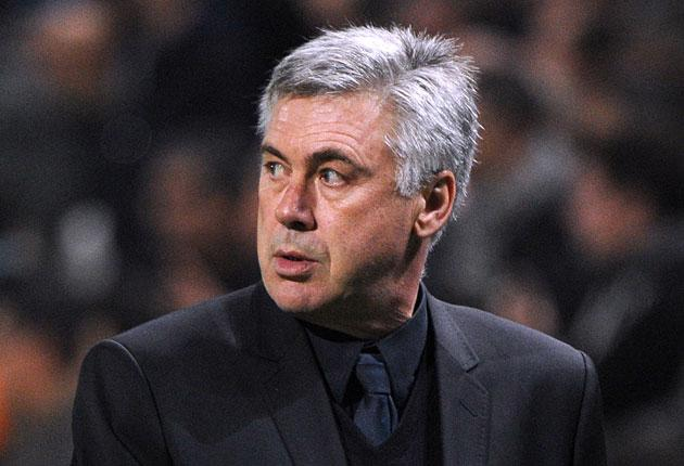 Carlo Ancelotti (above) is still the right man to lead Chelsea according to former Blues stars Marcel Desailly and Graeme Le Saux