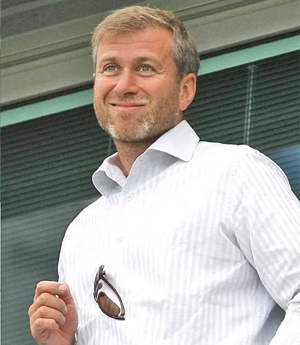 Roman Abramovich has an estimated wealth of £10.7bn