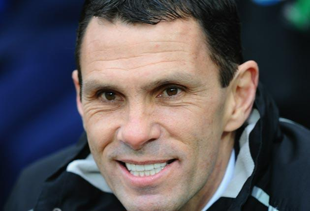 Gus Poyet can guide Brighton to the last eight for the third time in their history