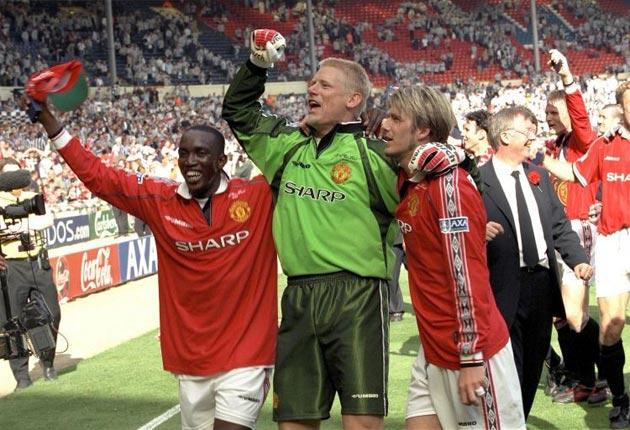 Manchester United's failure to defend the FA Cup they won in 1999 was a key moment in the tournament's downfall