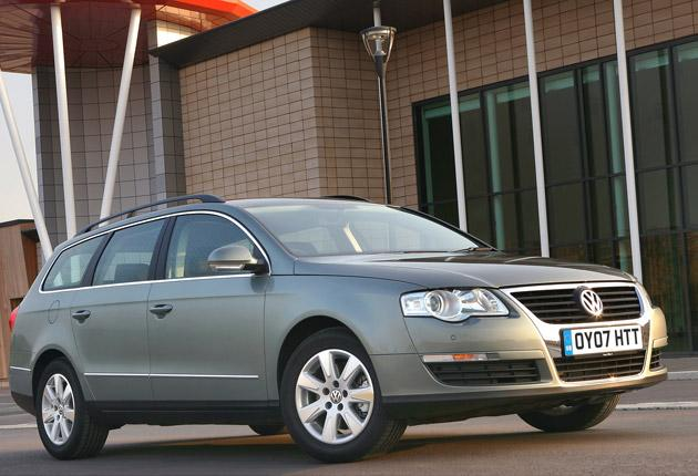 A Volkswagen Passat would fit the bill, and a 2.0 TDI 140 starts at pretty much £23,000. It is spacious and practical, and certainly comfortable