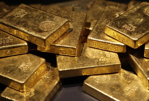 Safe Bets: Gold historically holds its value as inflation cuts the value of currencies