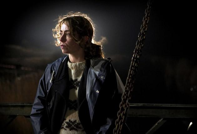 Murder most Scandinavian: Sofie Grabol as detective Sarah Lund in a Danish crime drama with plenty of red herrings