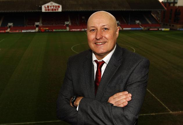 'I don't think one of the big clubs should just come in and bulldoze a League One club as if we don't matter,' says Russell Slade of the Olympic Stadium