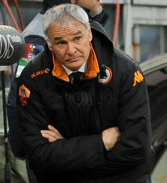 Ranieri saw his side give away a 3-0 lead at the weekend