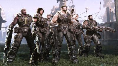 Gears of War 3's Delta Squad features characters old and new