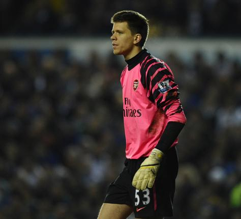 Wojciech Szczesny has made the Arsenal No 1 position his own in the last three months