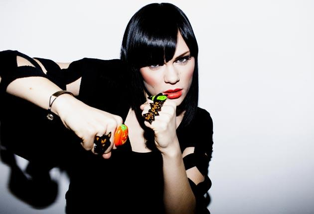 "Jessie J is in the latest weekly chart of Spotify's most-played tracks by UK users, the Critic's Choice Brit award-winner led the way with her current single ""Price Tag"""