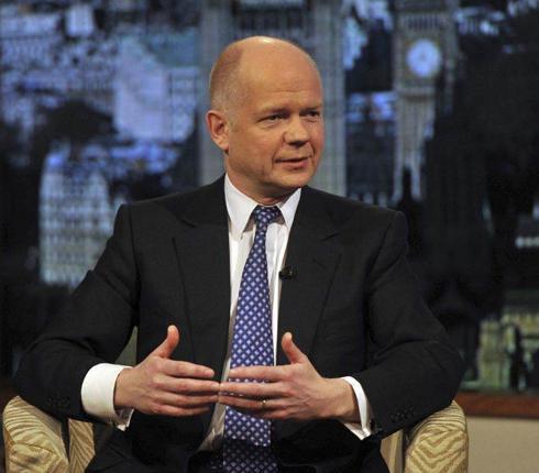 William Hague's recent behaviour has led to rumour of a mid-life crisis
