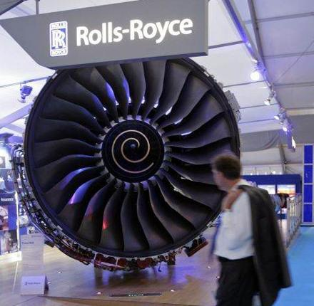Rolls-Royce took the top brand spot before news of its engine failure broke