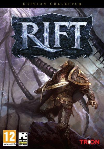 Rift (PC game, French version)