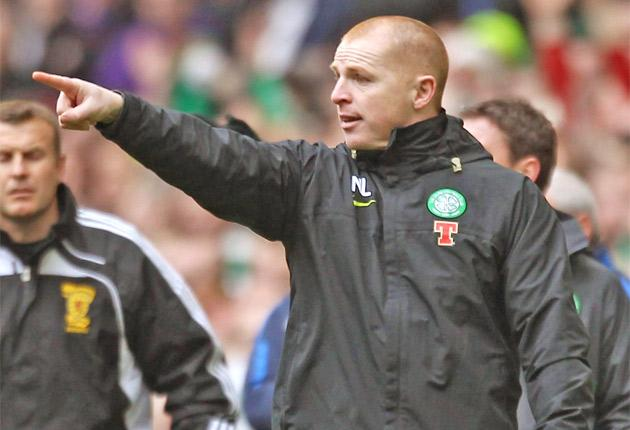 Celtic manager Neil Lennon has said he is 'not altogether delighted' with the early start to the season