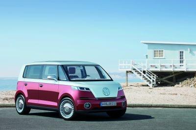 The new Volkswagen Bulli concept