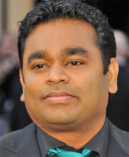 Highly composed: AR Rahman