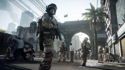 'Battlefield 3' launches on PlayStation 3, PC, and Xbox 360 in late October