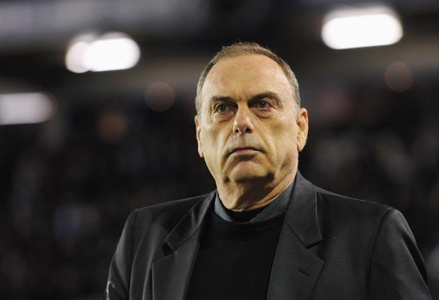 Avram Grant says he loves West Ham and wants to 'build something' there