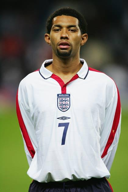 Pennant has played for the England under-21 team