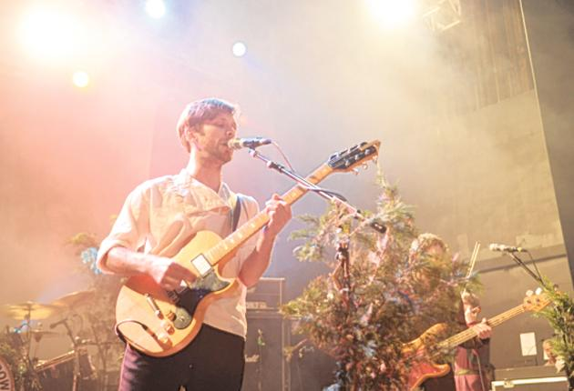 Near perfect - for fans: British Sea Power