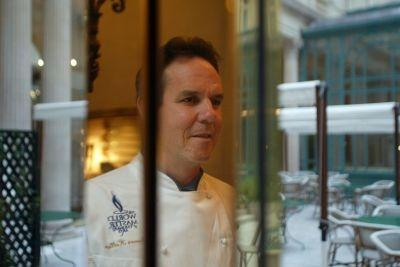 Celebrity chef Thomas Keller of The French Laundry is profiled in a new documentary.