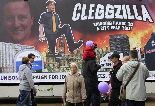 Discontent is growing among Lib Dem voters in Clegg's Sheffield constituency