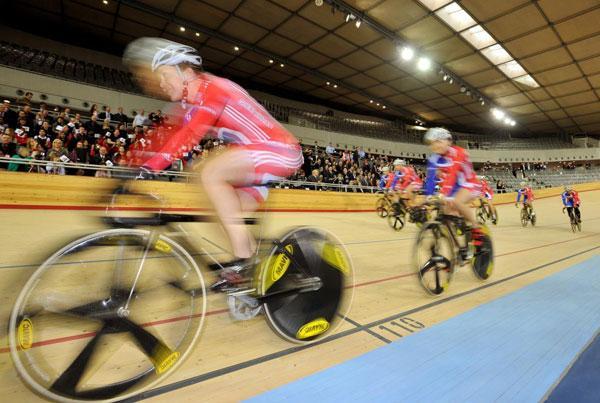 Circuit training: Stratford's new Olympic Velodrome