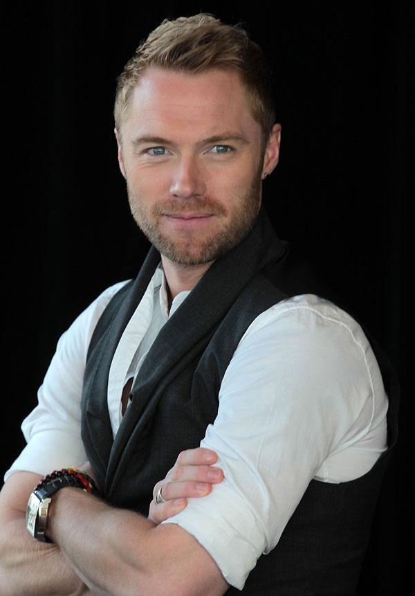 Ronan Keating: 'The Pacific Coast Highway up to San Francisco is one of the best roads in the world'