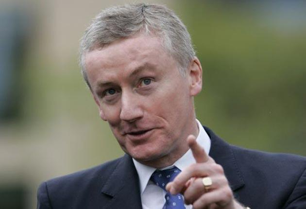 Not rich enough for Forbes: former chief executive of the Royal Bank of Scotland, Sir Fred Goodwin