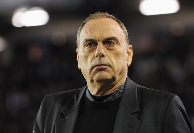Avram Grant says Premier League survival is the priority for West Ham