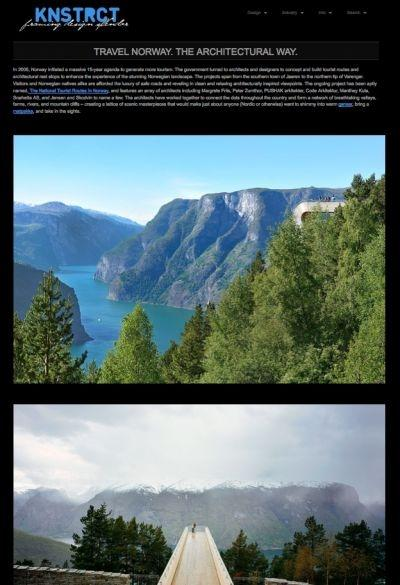 http://knstrct.com/2011/03/travel-norway-the-architectural-way/