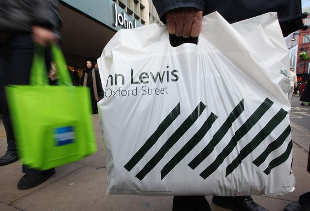 Brand Loyalty: John Lewis cardholders can earn 6.5% by investing in its five year corporate bond