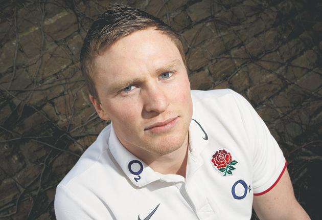 'It's not gone too mad. Nothing is distracting me from rugby and nothing will,' says Chris Ashton