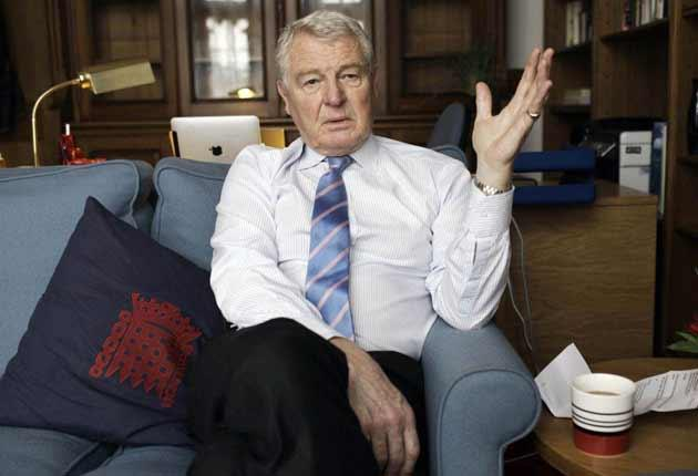 'There's no point being a Lib Demif you are not prepared to take risks and influence lives according to your principles,' says Lord Ashdown