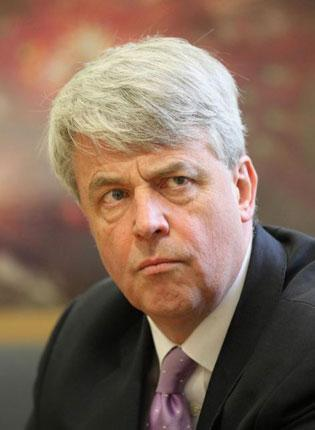 Andrew Lansley hinted at compromise yesterday