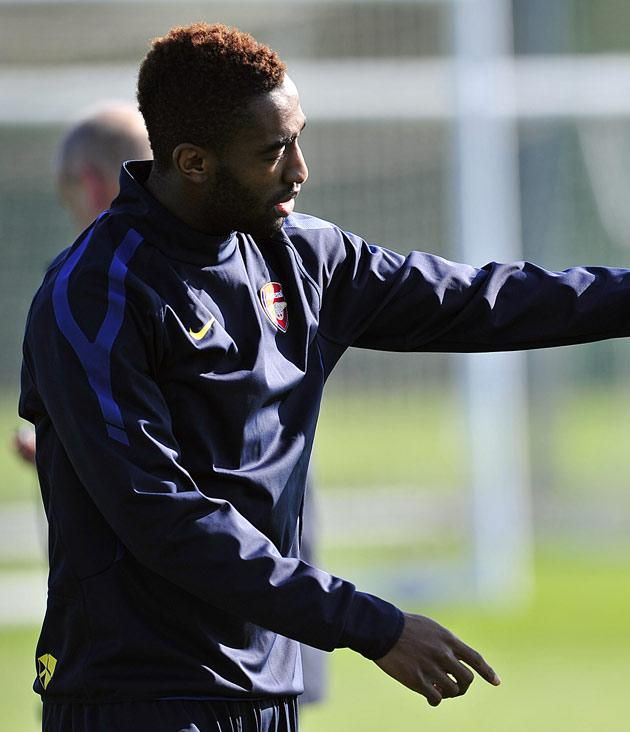 Djourou could be back before the end of the season