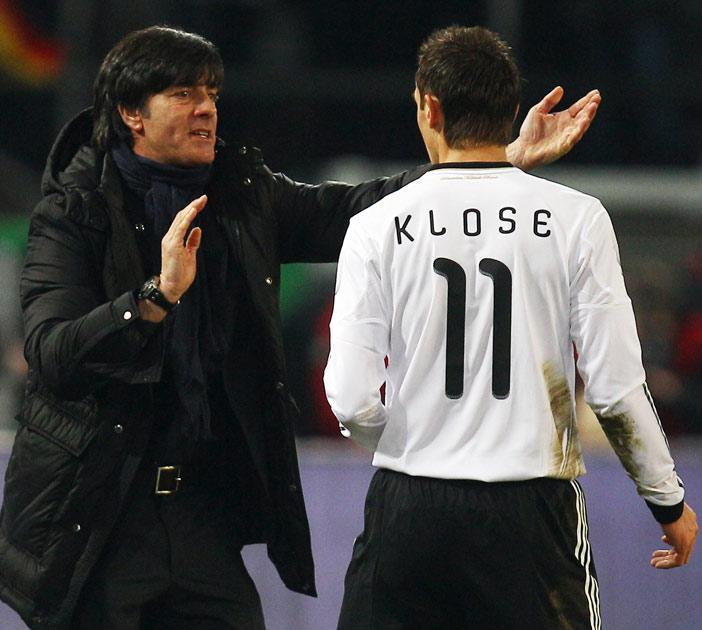 Low will see Germany through the 2014 World Cup