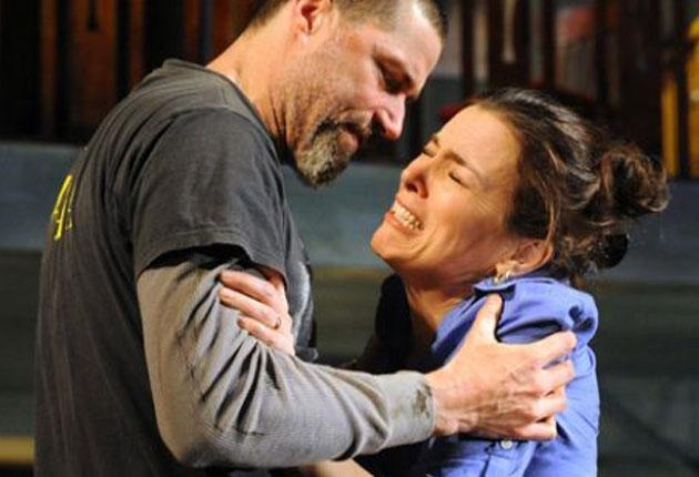 Scorching performances: 'In a Forest Dark and Deep'
