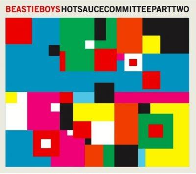 Beastie Boys' forthcoming LP 'Hot Sauce Committee Part Two'