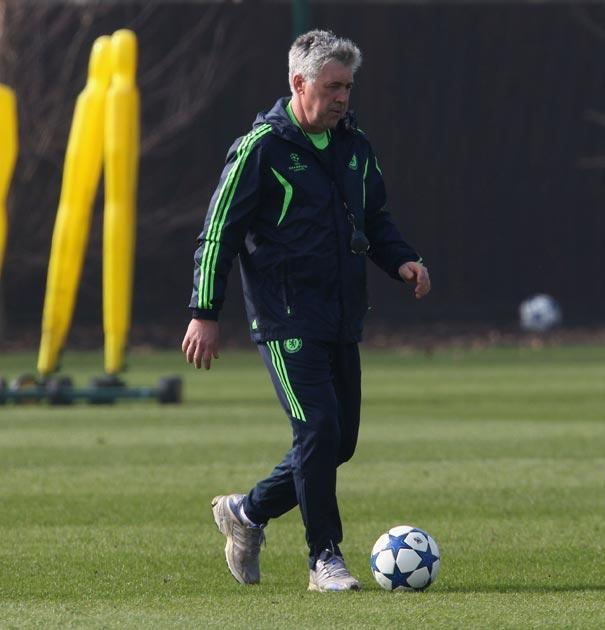 Ancelotti says Barca are the best team in Europe