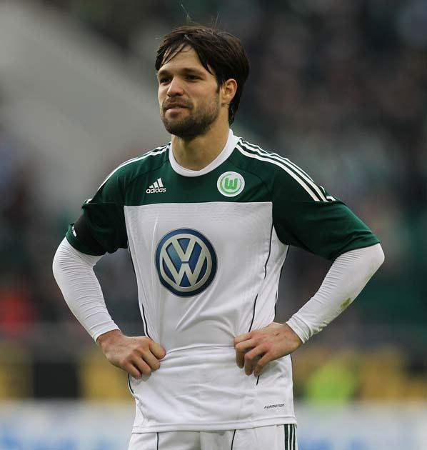 Diego has been linked with a switch to Liverpool
