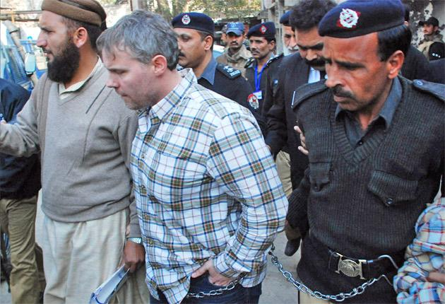 Raymond Davis was in Pakistan spying on a militant anti-Indian group believed to be responsible for the 2008 Mumbai attacks