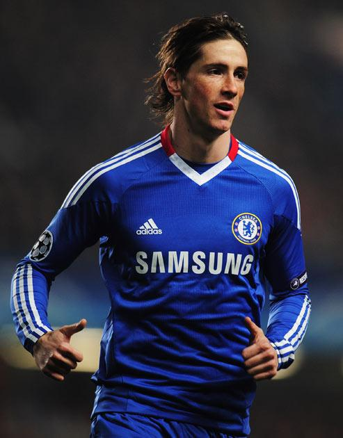 Torres started on the bench last night