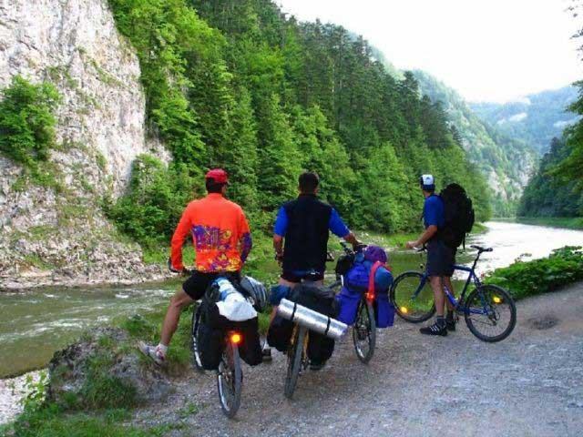 Wheels of fortune: Touring Slovakia by bike offers a combination of spectacular vistas, tranquil trails and historic stop-offs