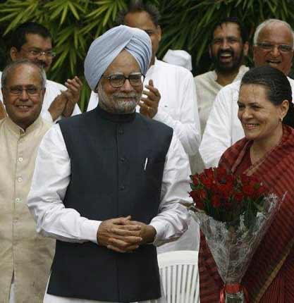 Manmohan Singh's party apparently had millions to pay off lawmakers