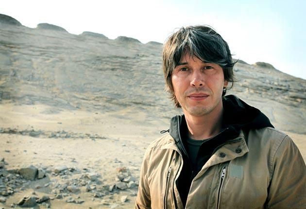 Professor Brian Cox is credited with boosting public interest in astronomy